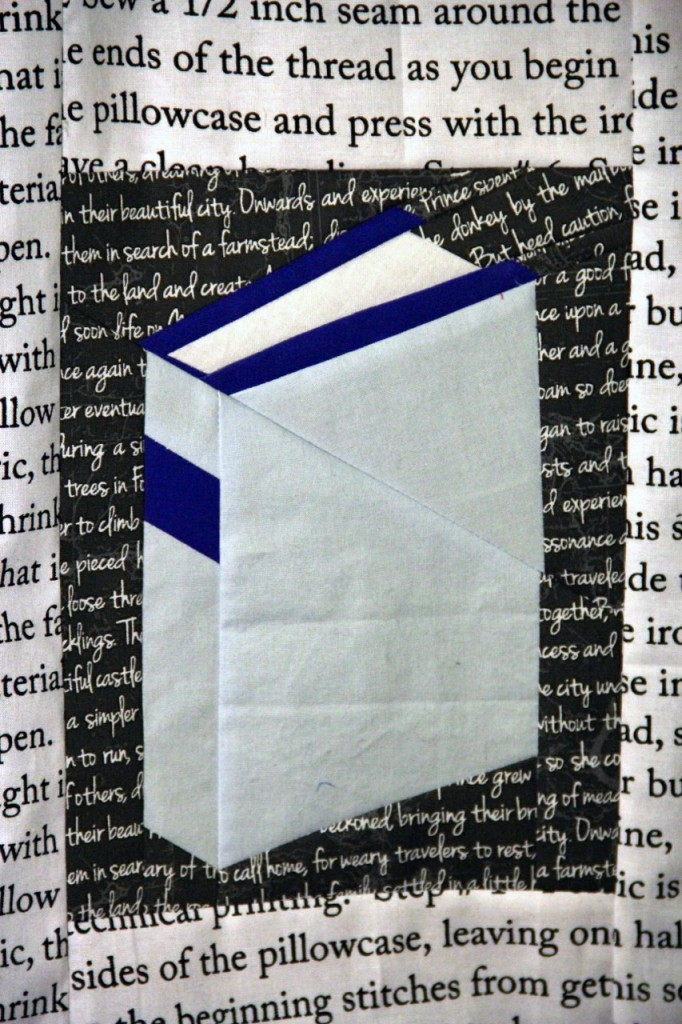 paper pieced book