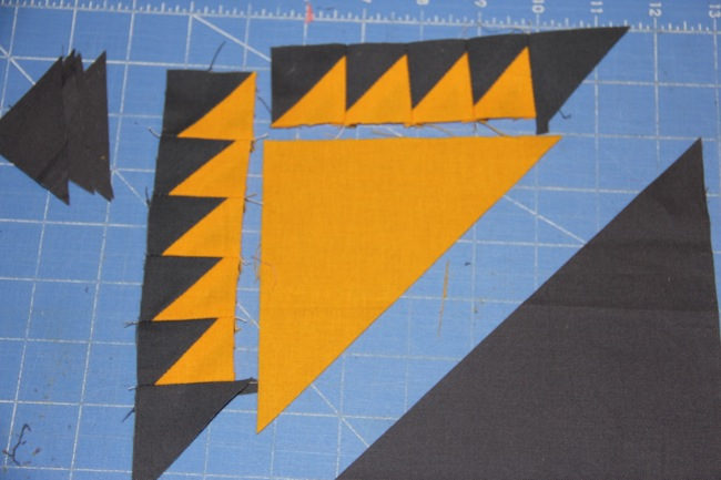 Road Trip Quilt Along: Maryland quilt block tutorial