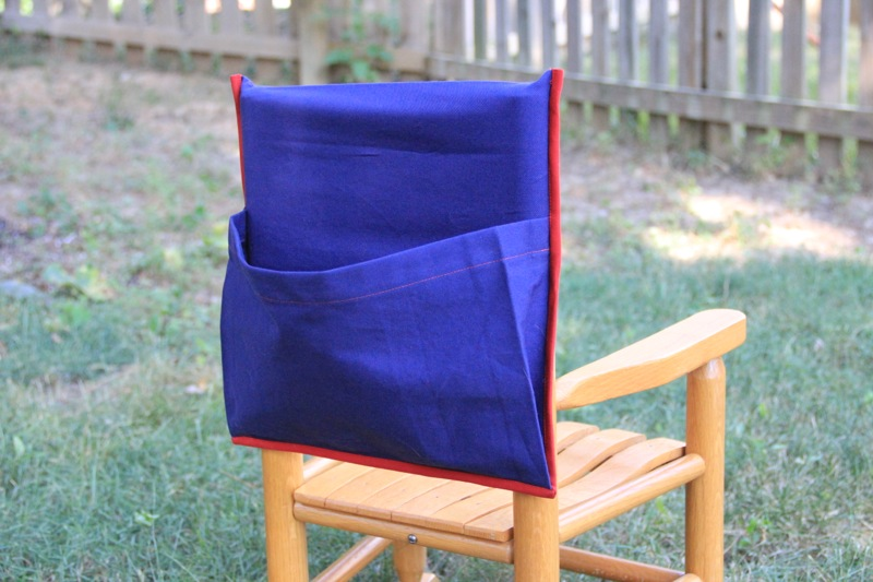 Sewing By Moonlight Mini Seat Back Pocket