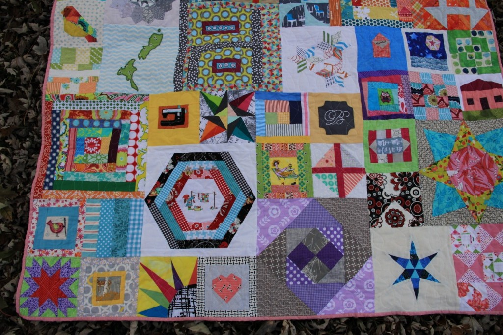 Miss Connections - Beth's Thank You Quilt